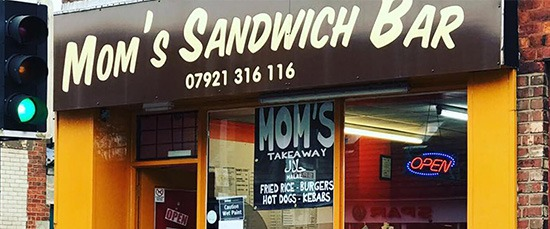 Food at Moms Kitchen and Sandwich Bar a Halal Chicken Takeaway in Preston